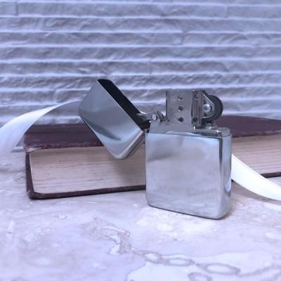 Класическа запалка от неръждаема стомана