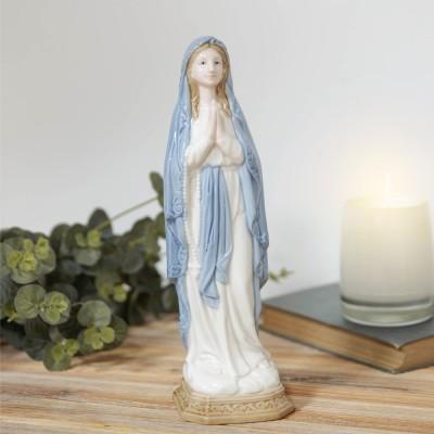 Порцеланова статуя на Дева Мария - 30см.