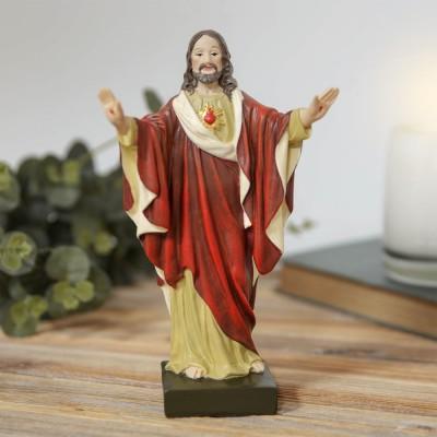Статуя на Исус Христос - 21см.