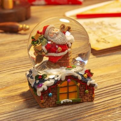 Коледен глобус