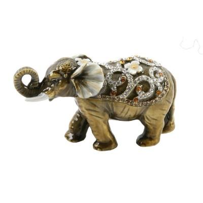 Кутия за бижута Слон
