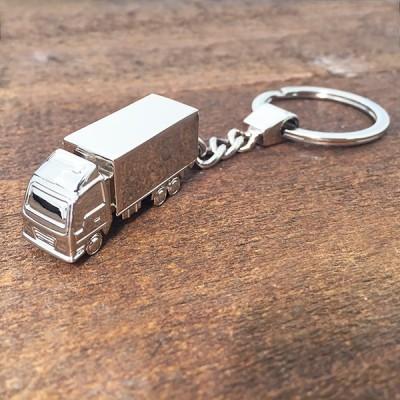 Ключодържател Камион с включено гравиране