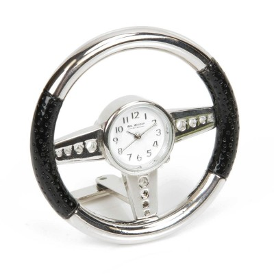 Колекционен класически миниатюрен часовник волан - размер 6,5см, .
