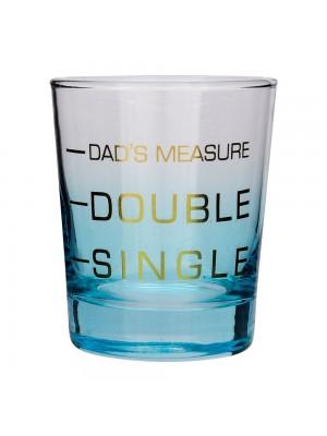 """Чаша за уиски - """"мярката на татко"""""""