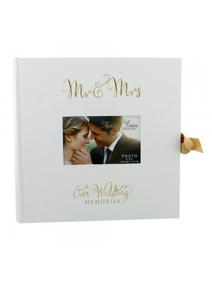 Голям сватбен фотоалбум 50 страници за снимки с размер 20х25см