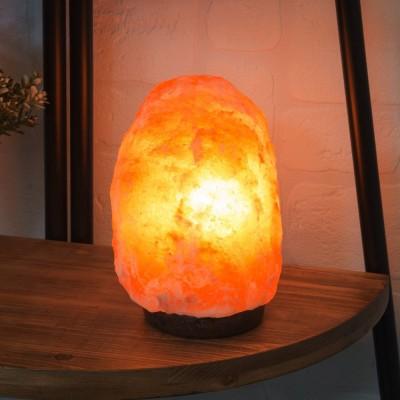 Лампа от Хималайска каменна сол