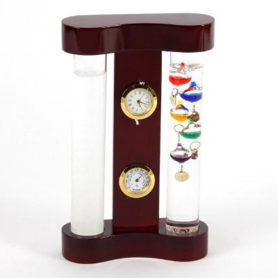 Термометър Galileo и буреносно стъкло