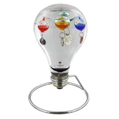 Голям термометър крушка Galileo