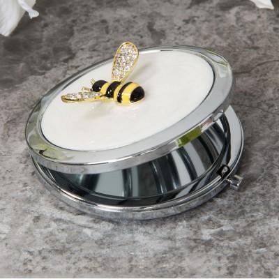 Компактно огледало с пчела Sophia