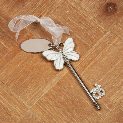 Ключ с пеперуда Sophia