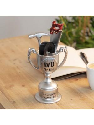 Купа трофей за най-добрия татко домашен майстор