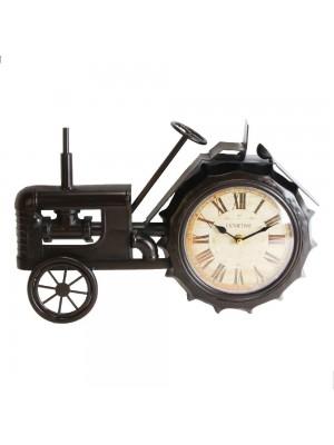 Метален часовник трактор