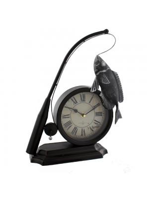 Часовник въдица с риба
