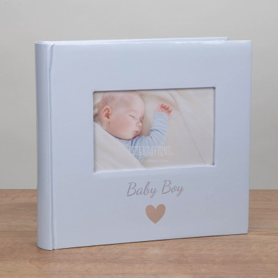 Фотоалбум СИН BABY BOY - за снимки с размер 10х15см - 160 бр.