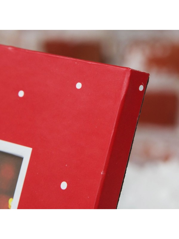 Коледна рамка за снимка с размер 10х15см