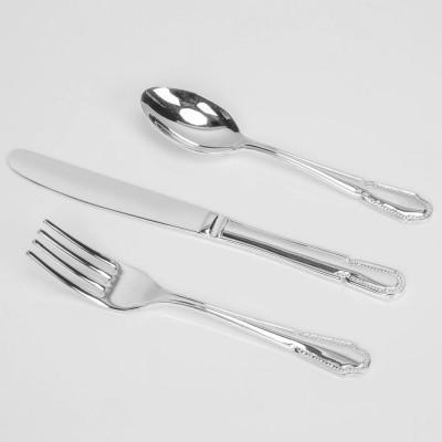 Комплект прибори със сребърно покритие