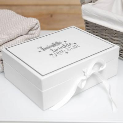 Кутия за ценни спомени с пет отделения