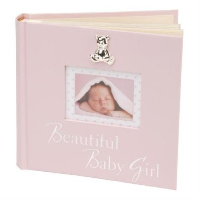 """Фотоалбум """"Beautiful Baby Girl"""" Розов"""