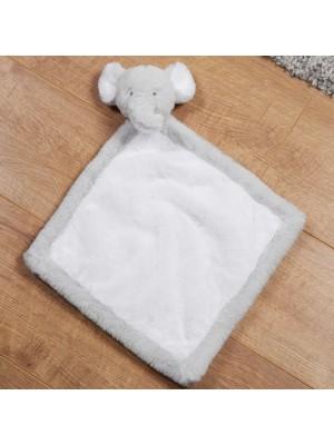 Kвадратно одеяло с размери 38 см х 38 см- слонче
