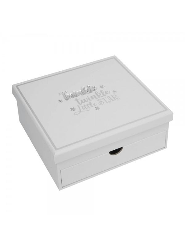 Кутия за спомени и албум TWINKLE TWINKLE