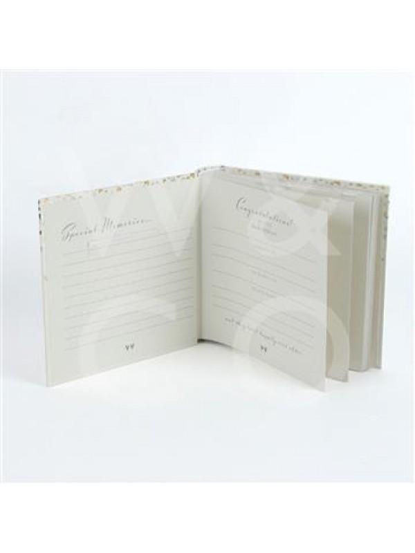 """Сватбен фотоалбум """"малки сърца"""" 80 страници /10х15см/"""