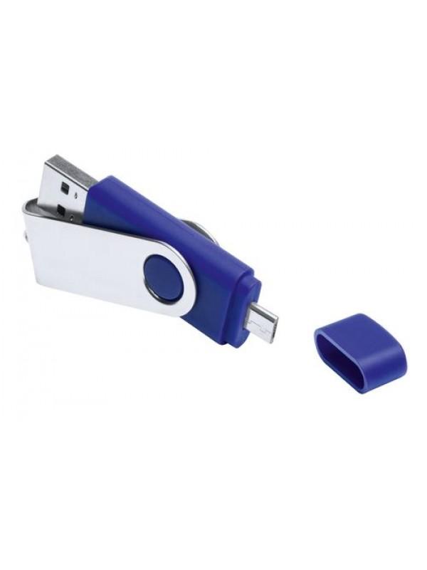USB памет 8 GB с 2 USB изхода