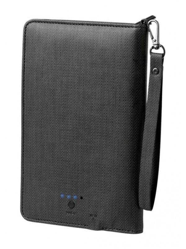 Елегантен калъф за документи с вградена батерия